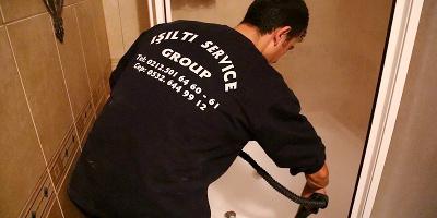 ev banyo temizliği