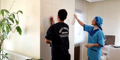 ev duvar temizliği
